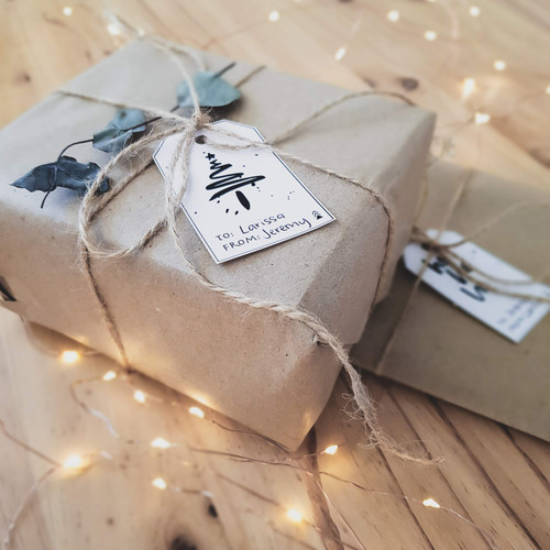 FREE Gift Tags - Digital Download