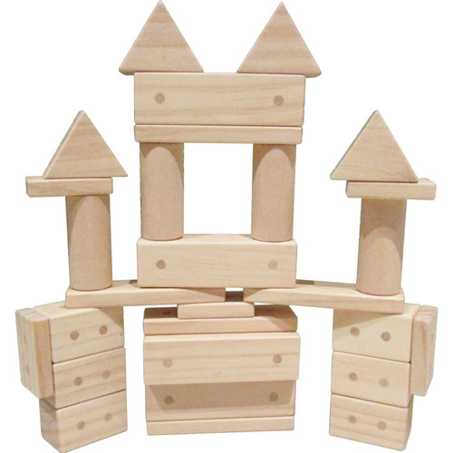 SOLD OUT Magnetic Wooden Blocks