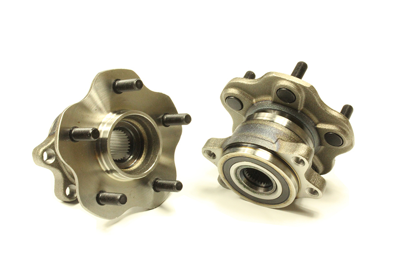 Sold as a pair ISR ISIS 5 Lug REAR Conversion Hubs For Nissan 240sx 89-94 S13