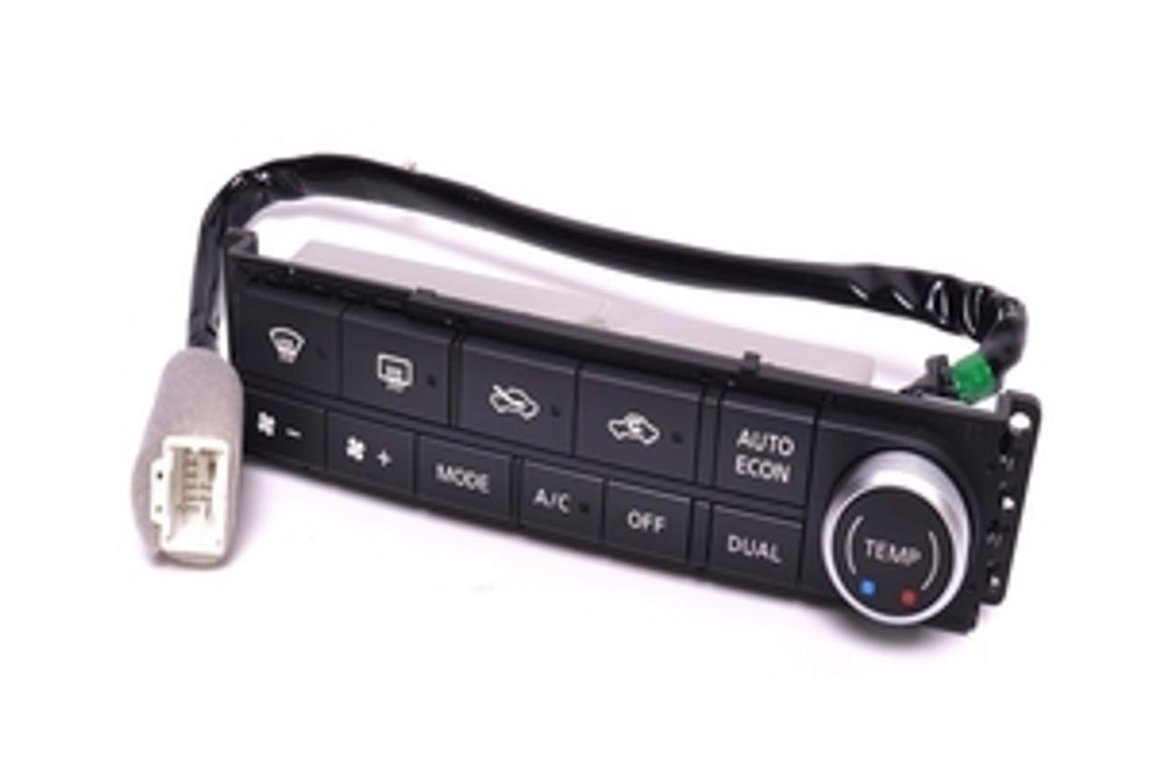 Nissan JDM Silvia 240sx 180sx S13 OEM A//C Digital Climate Control W//Harness Unit