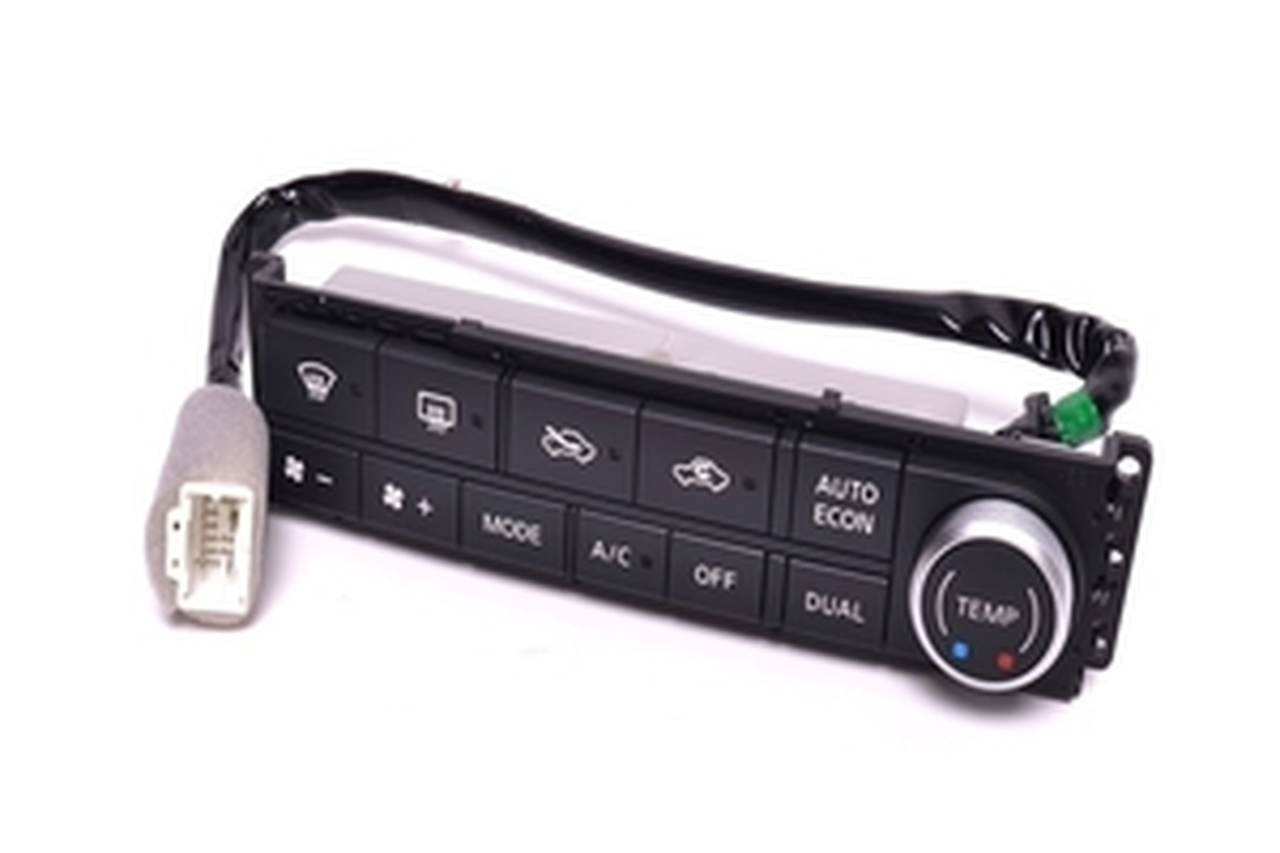 OEM JDM Infiniti G35 05-07 Double Din AC Control Unit (Dual-Zone A/C)