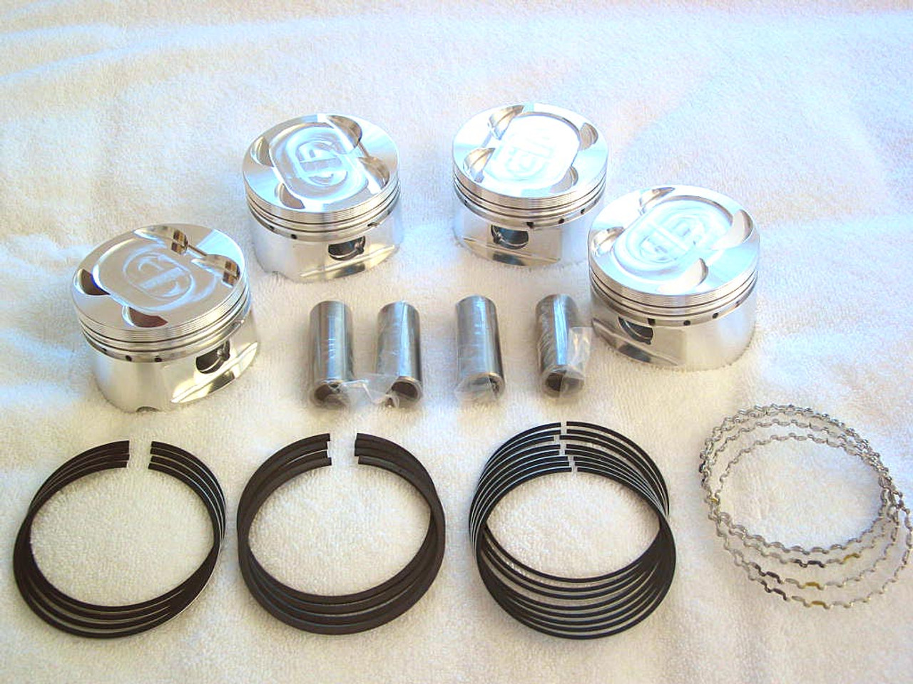 JE Pistons 86mm (stock bore) - Toyota MR2 - 3SGTE