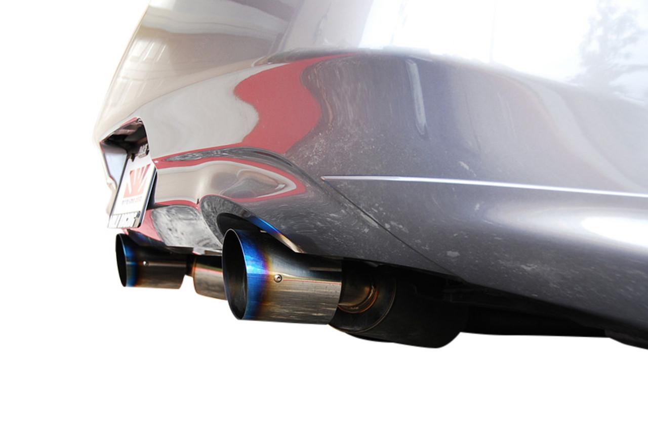 HKS Dual Hi-Power Ti Exhaust - Infiniti G37