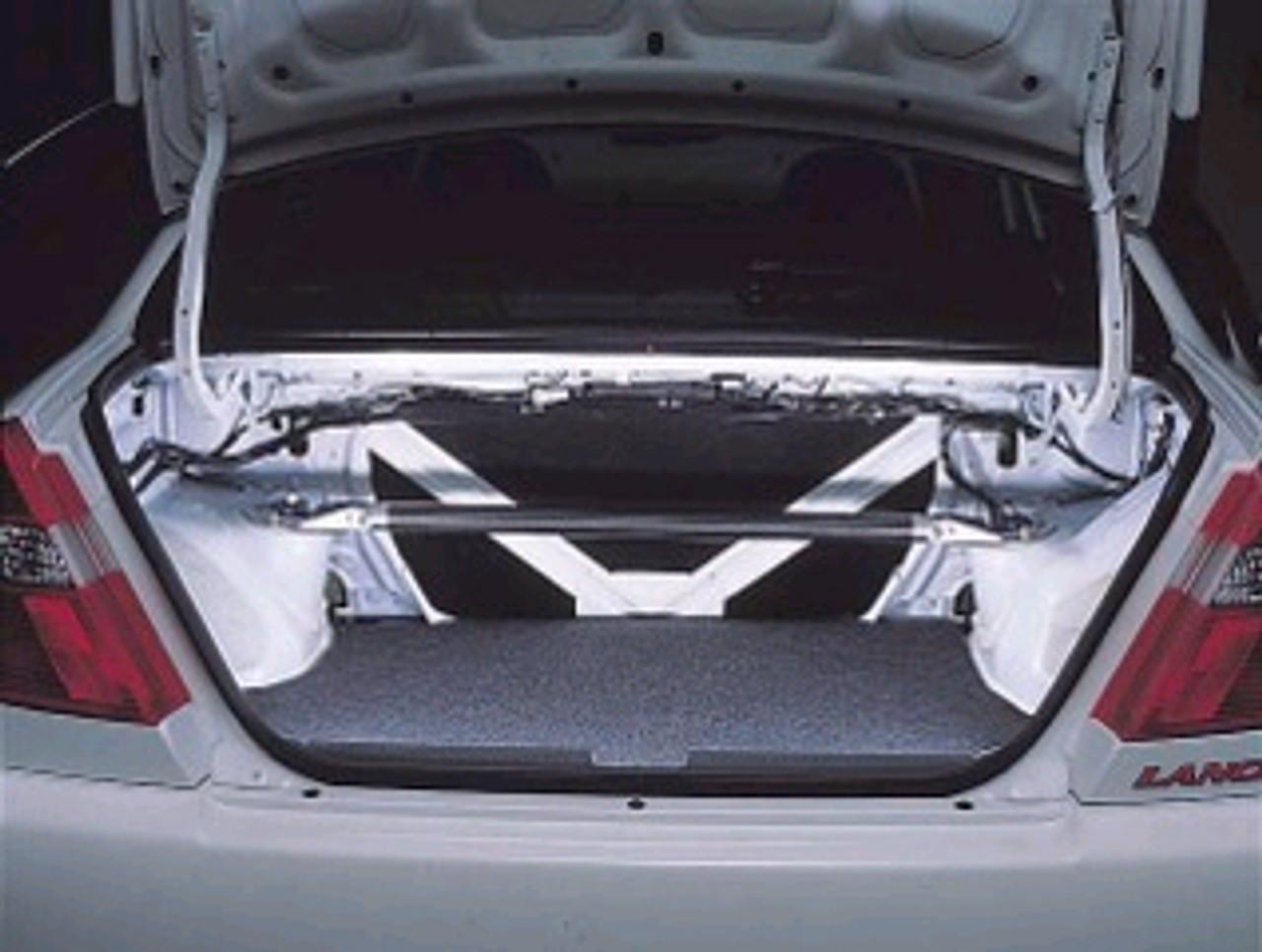 HPS Silicone Radiator Hose Kit for Mazda RX7 57-1035-RED