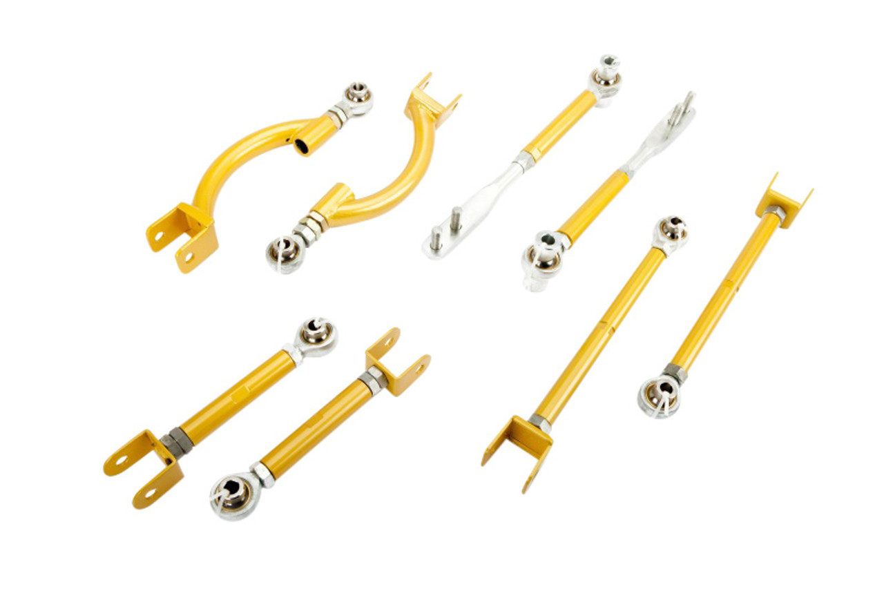 Rear Suspension Trailing Arm fits 2010 Toyota Camry Note: Japan Built Model Set of 2