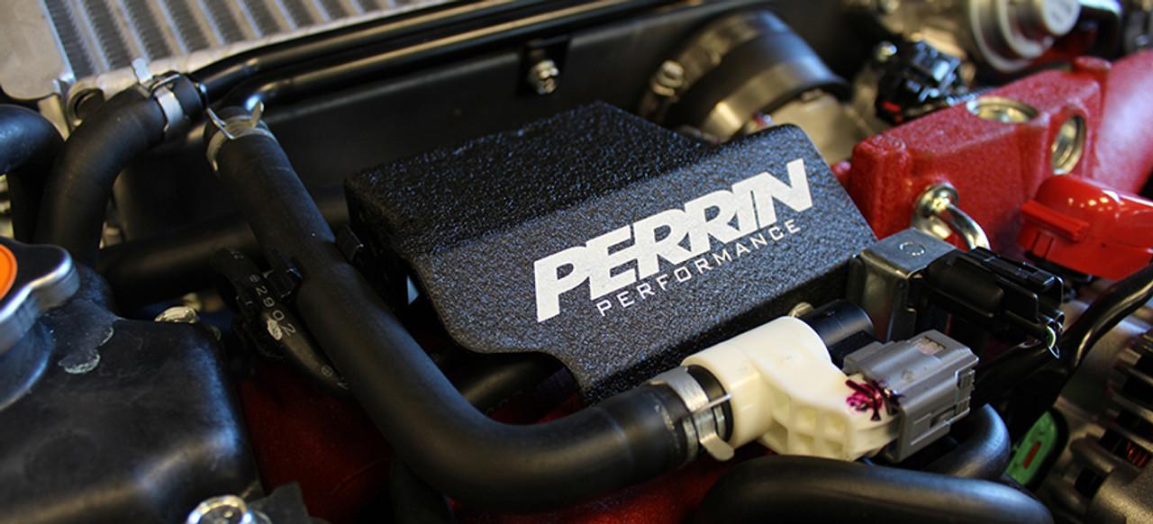Perrin Turbo Inlet Hose  02-07 Subaru WRX /& 04-16 STi /& Forester XT Black GD GR