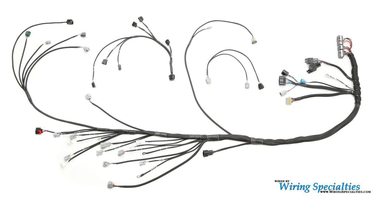 wiring specialties 1jzgte vvti pro wiring harness for mazda rx7 fd3c rh enjukuracing com 1JZ vs 2JZ 1Jz Vvti Boost