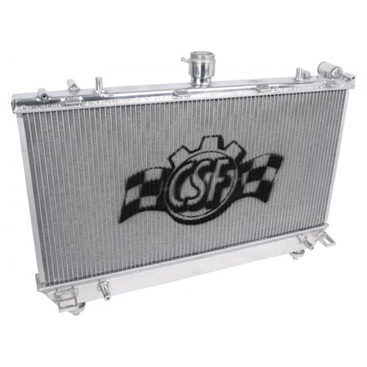 Cooler Cooling Antifreeze Coolant yf CSF Radiator for 2007-2012 BMW 335i