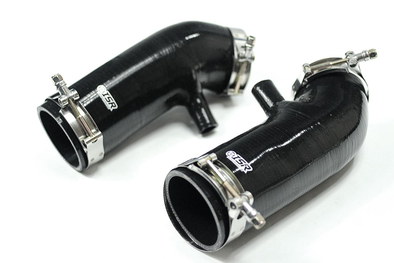 ISR Performance Silicone Air Intake Tubes - Nissan 350Z HR 370z / Infiniti  G37