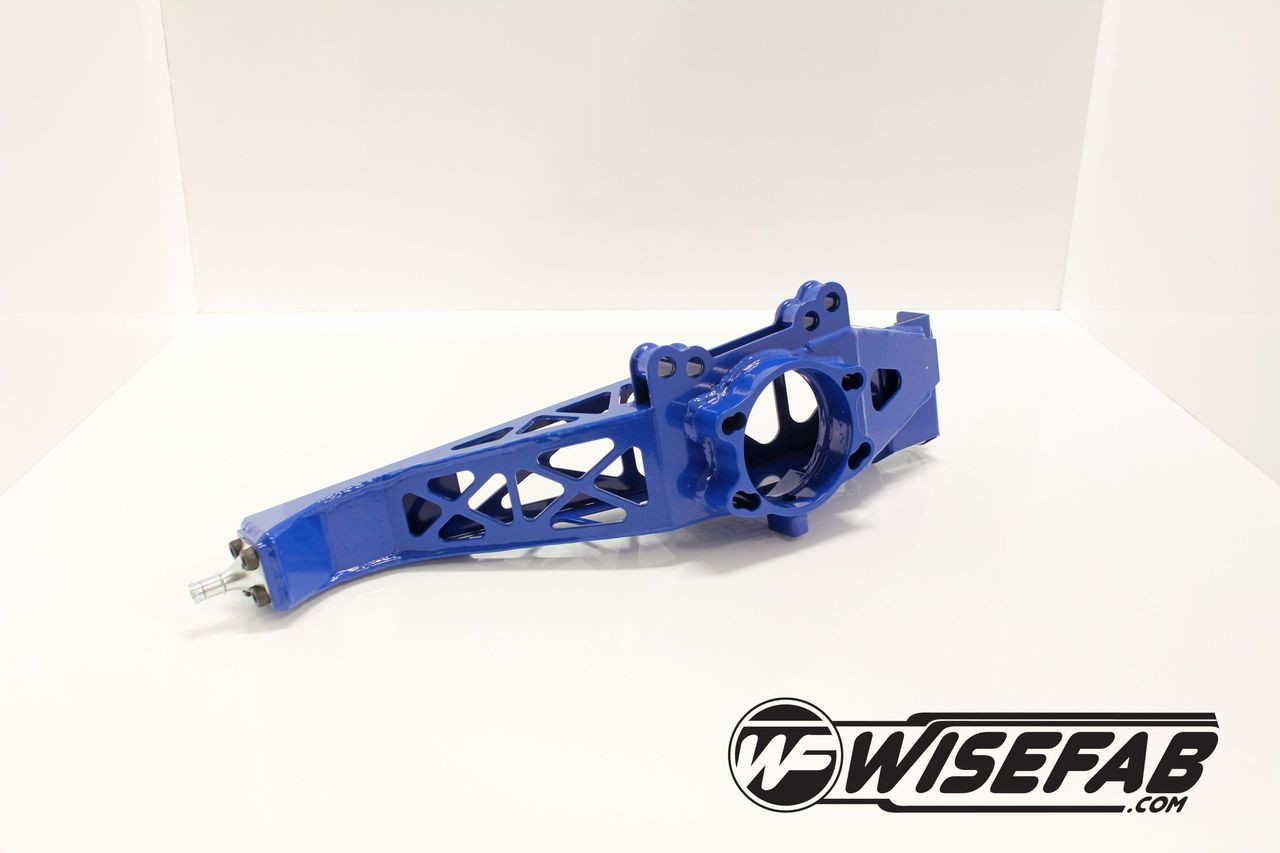 Wisefab Front Angle Kit for Nissan 370z
