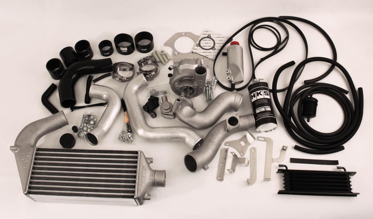 HKS GT Superchager Kit