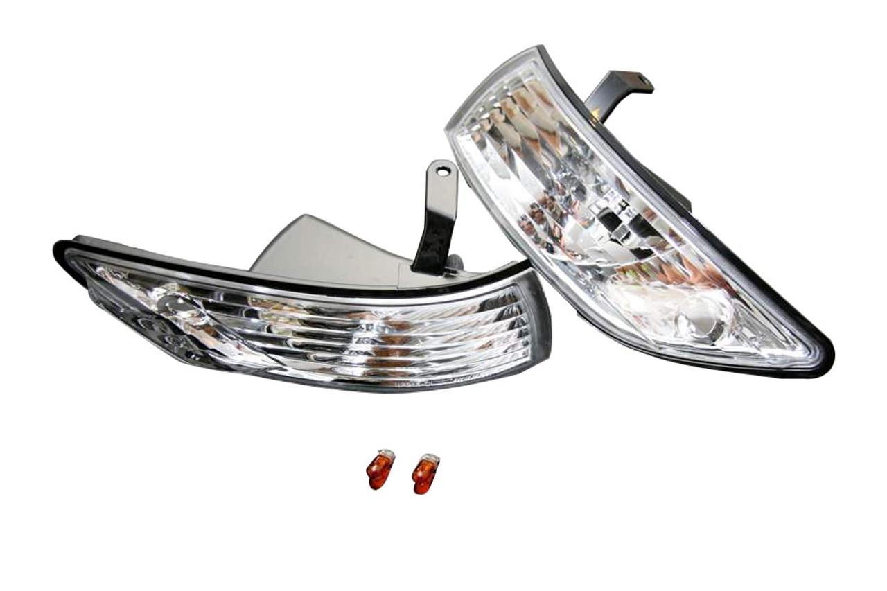 Circuit Sports S13 Silvia Clear Corner Lights