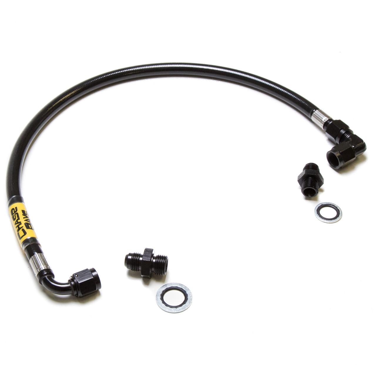 2jz power steering pump lines