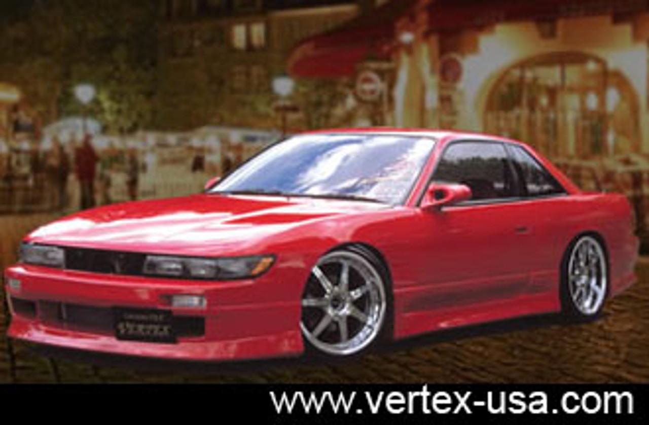 Vertex Full Body Kit for 240SX Coupe/Silvia 89-93