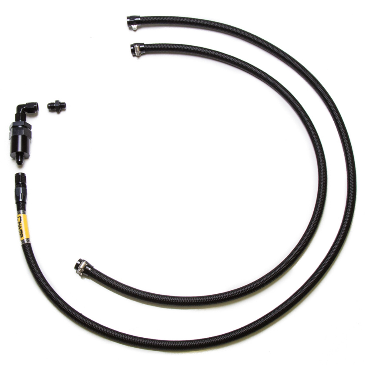 Chase Bays AN Fuel Line Kit - Nissan 240SX with 1JZ / 2JZ