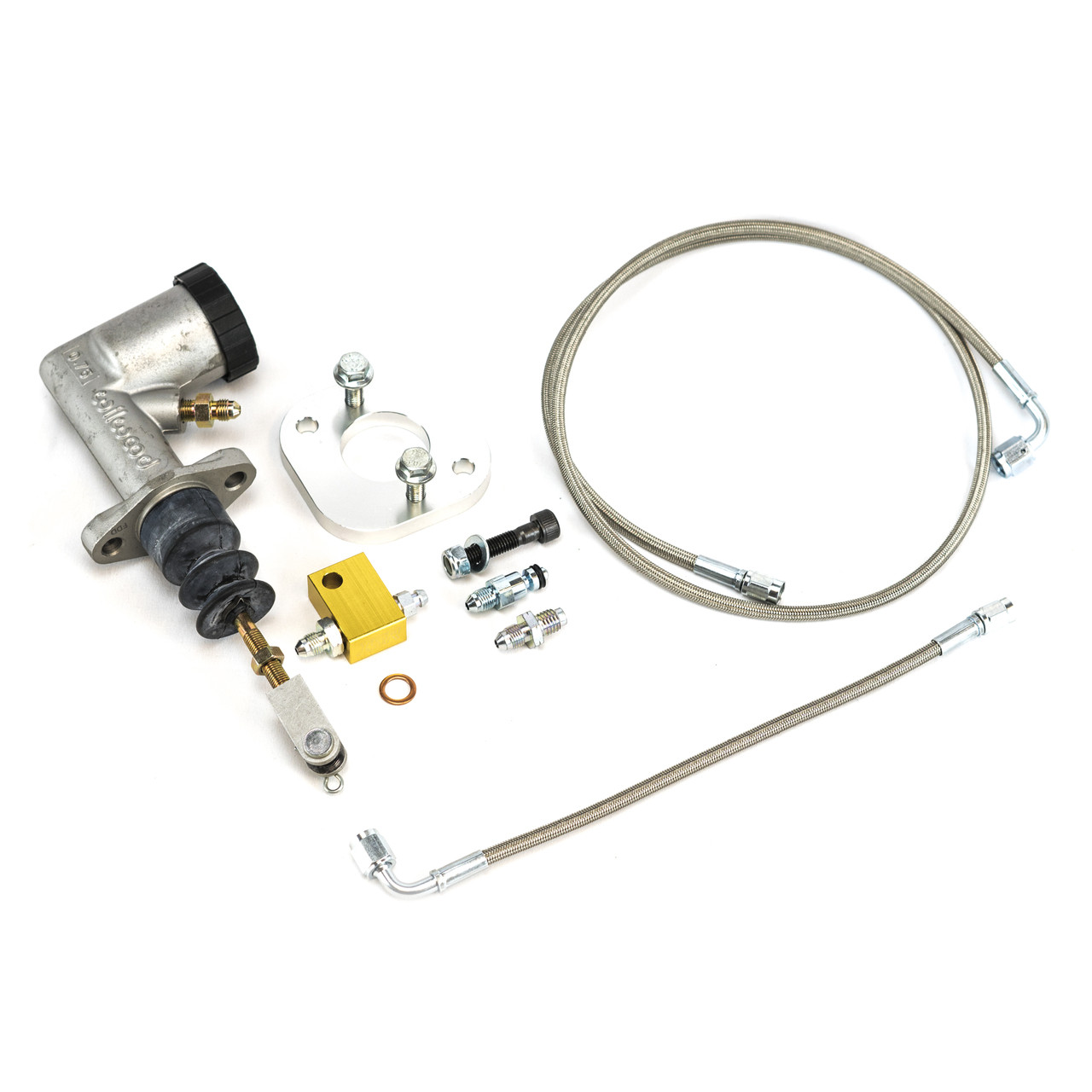 ISR Performance S13 / S14 240sx T56 LS Swap Master Cylinder Conversion Kit