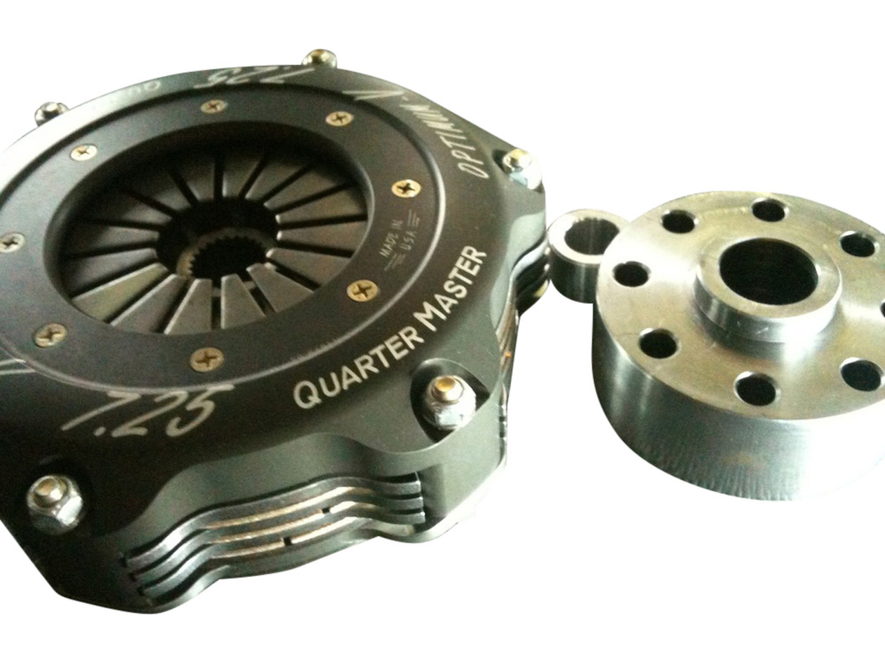QuarterMaster 1UZ Triple Plate Clutch