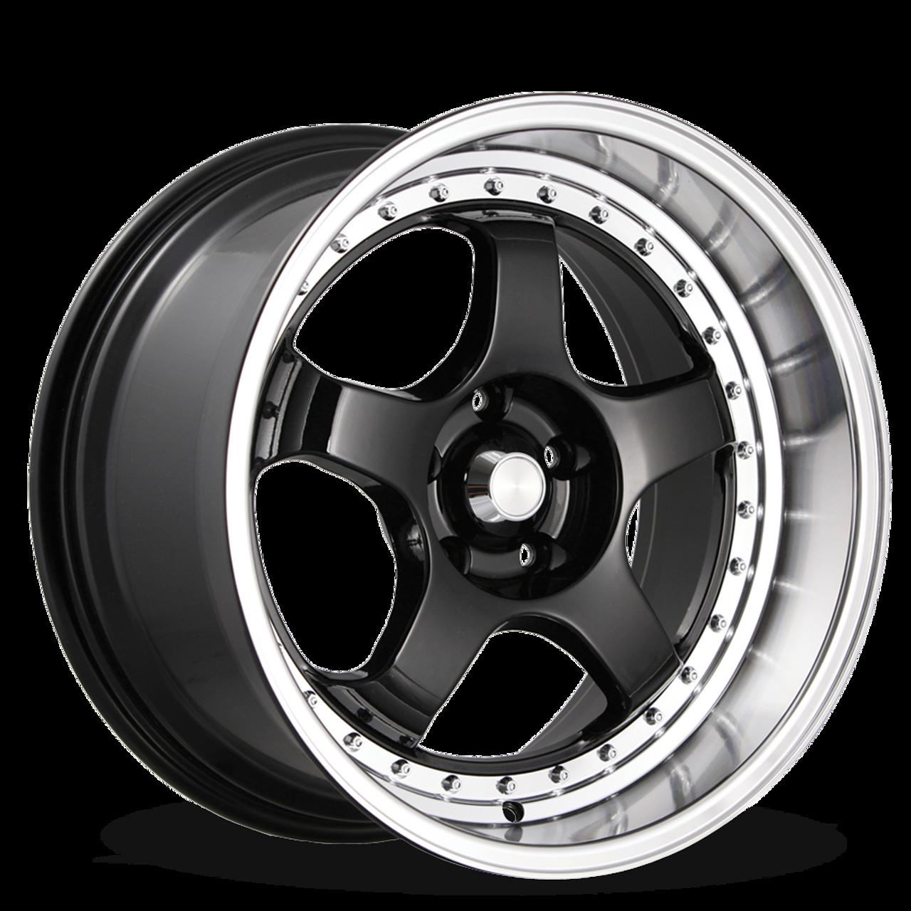 konig ssm 18x9 5x114 3 et22 gloss black w machined lip enjuku Corvette Side Pipes konig ssm 18x9 5x114 3 et22 gloss black w machined lip