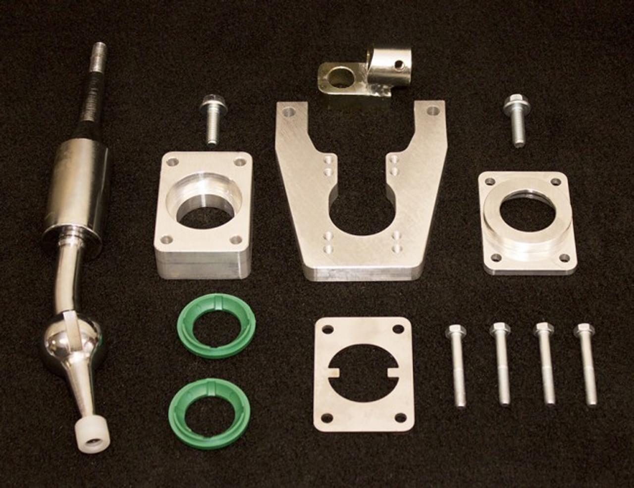 Xcessive Manufacturing - Nissan VQ CD009 Shifter Bracket - Series 2