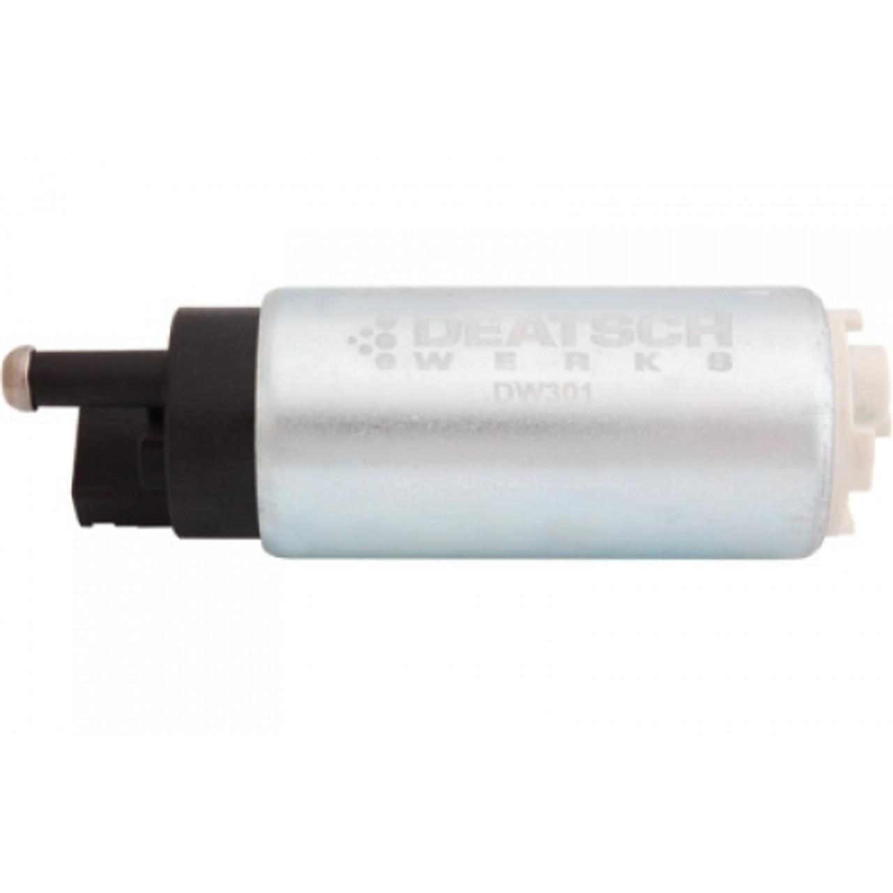 Deatschwerks DW300 320LPH Fuel Pump Kit - Nissan 350Z/G35 VQ35