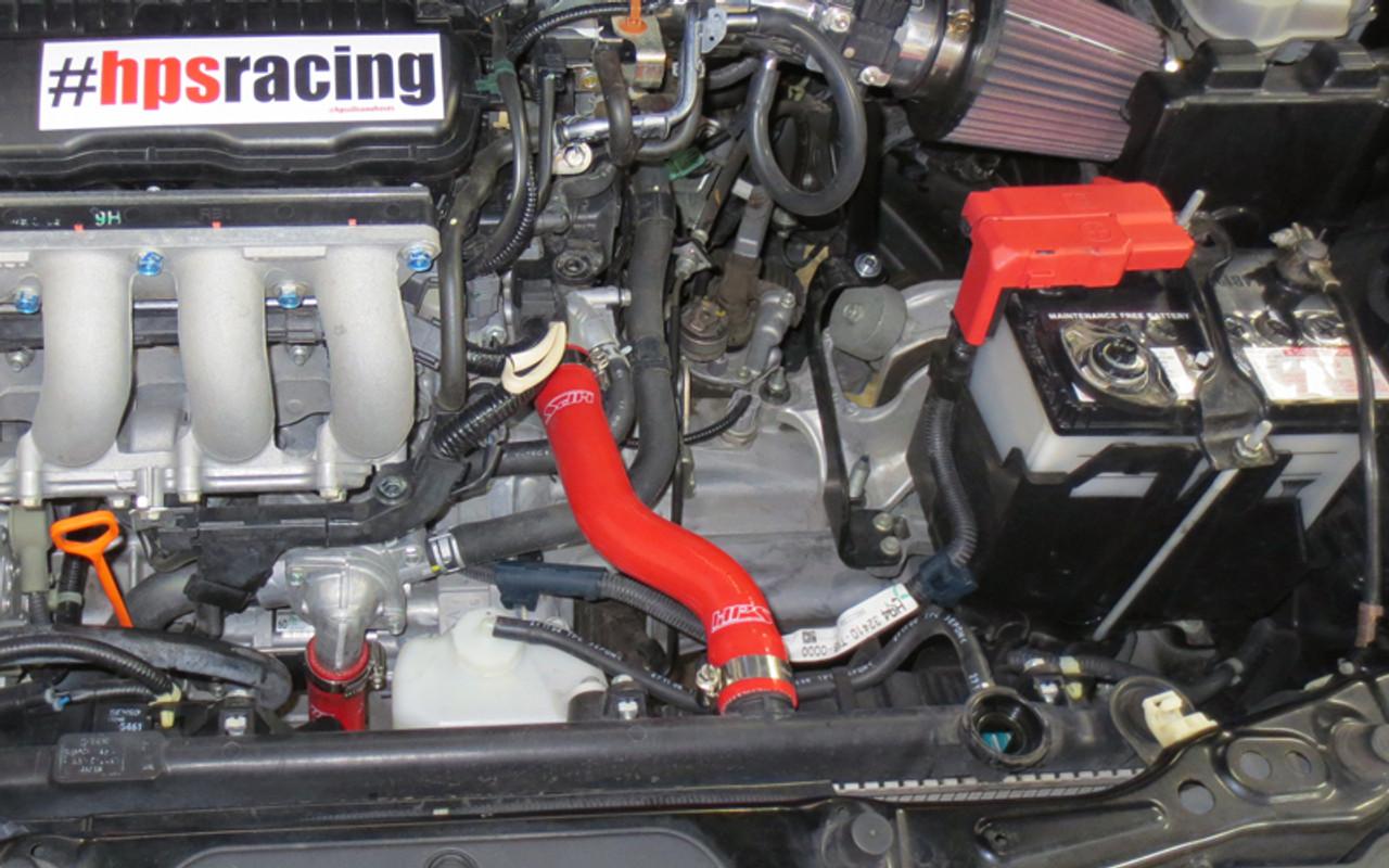 Silicone Radiator Hose Kit for Honda CRF450R HPS 57-1236-RED