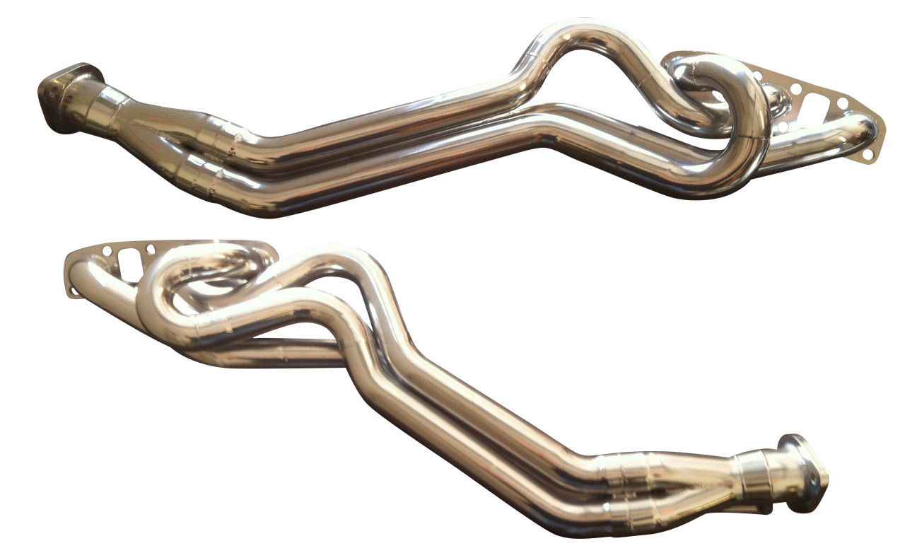 Nissan 350Z Long Tube Headers | Shop Enjuku Racing