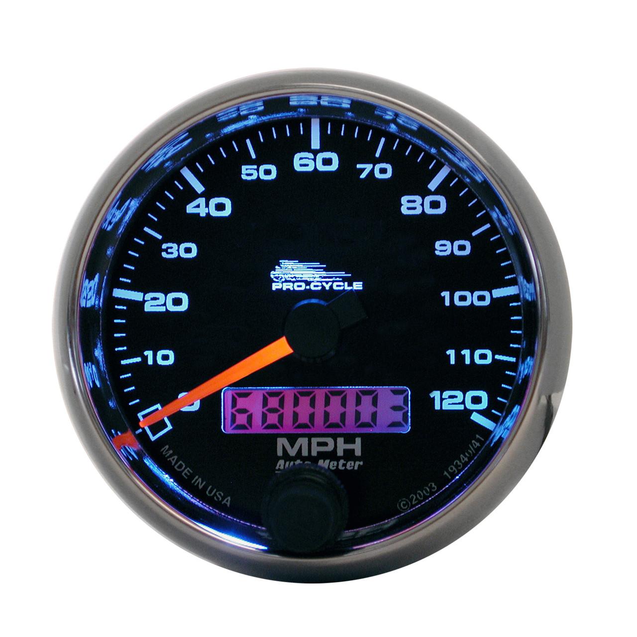 AutoMeter Gauge Speedo 2 5/8