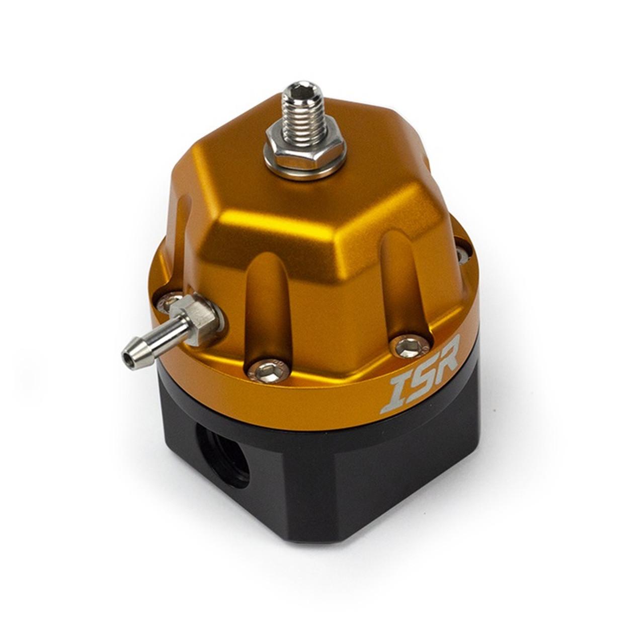 ISR Performance E85 Compatable Fuel Pressure Regulator - V2