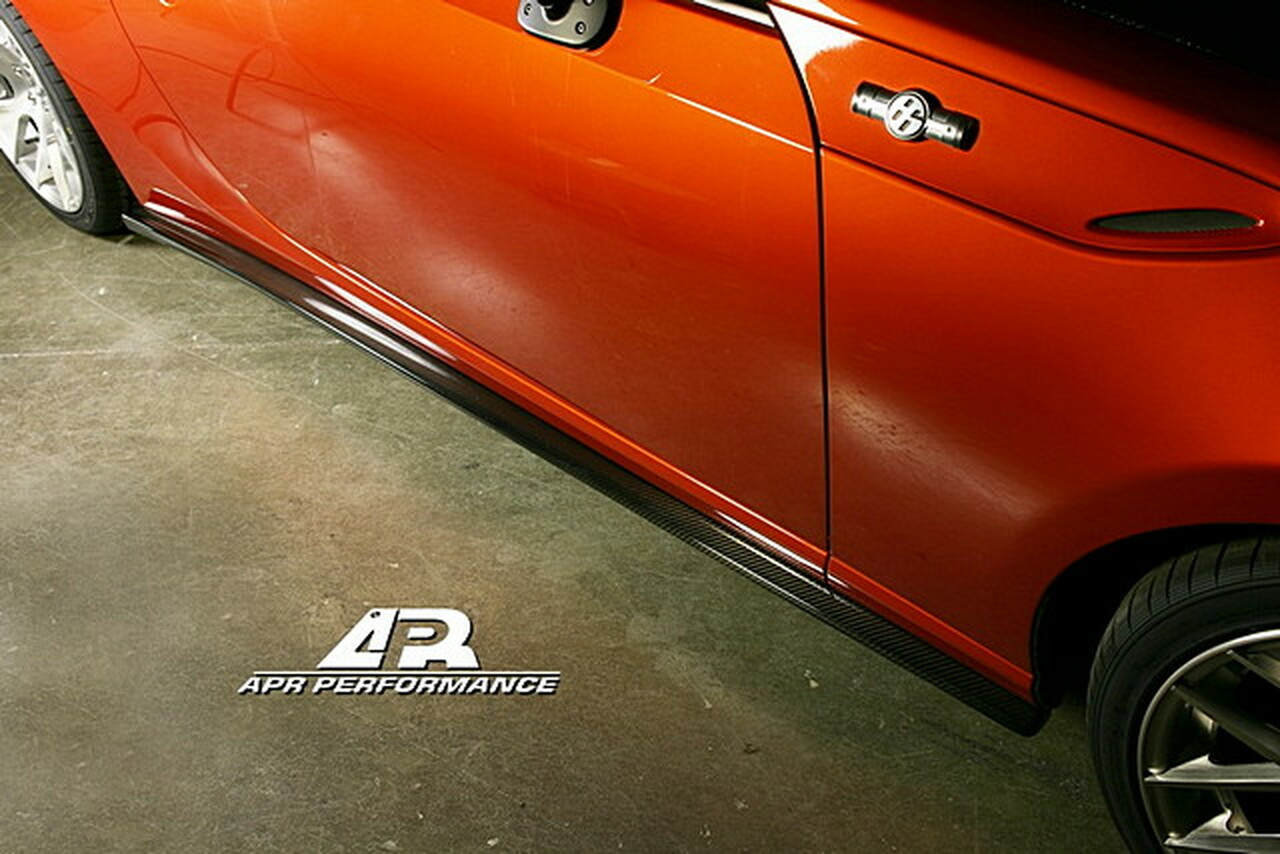APR Carbon Fiber Side Skirts for Subaru BRZ / Scion FR-S