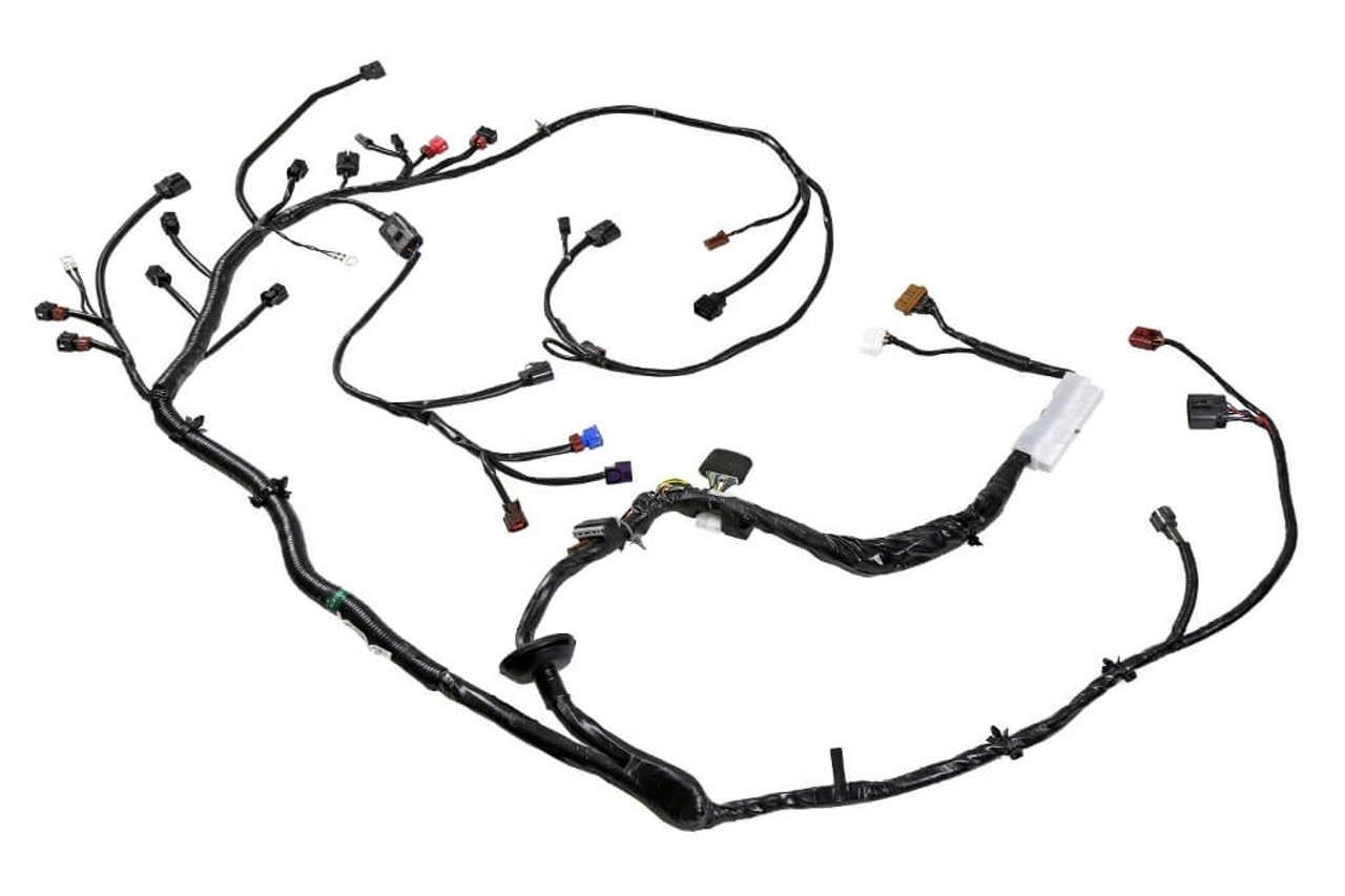 Wiring Specialties Engine Harness for Nissan 240sx KA24DE '91-'94 on radio wiring harness, boat wiring harness, ka24e wiring harness, ecu wiring harness, body wiring harness, ls1 wiring harness, trailer wiring harness, nissan wiring harness, rb20det wiring harness, b18c wiring harness, k20 wiring harness, sr20det wiring harness, toyota wiring harness, eg wiring harness, auto electrical wiring harness, international truck wiring harness, engine wiring harness, hks wiring harness, vq35de wiring harness, chinese atv wiring harness,