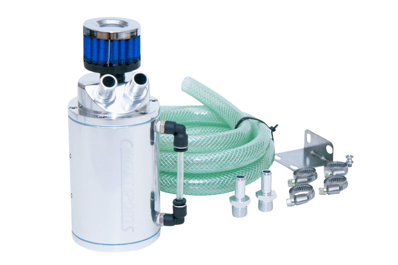 BLUE 2 TOYOTA SCION JDM 9MM RACING MINI AIR OIL BREATHER FILTER