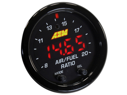 AEM Wideband UEGO Gauge | Control Air to Fuel Ratio