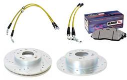240SX Brakes   Shop Performance Brake Kits, Rotors & More