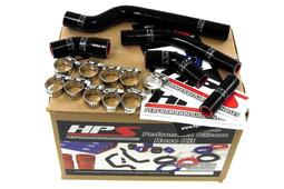 HPS Silicone Radiator Coolant Hose Kit For 87-06 Yamaha YFZ350 Banshee 350 Blue