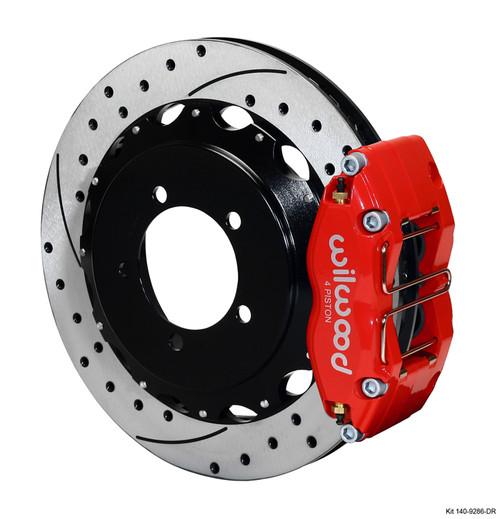 Wilwood Dynapro Rear Brake Kit for Mitsuvbishi Evo 8/9