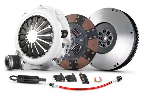 Clutch Masters Clutch and Flywheel Kit for Hyundai Genesis Coupe 3.8L