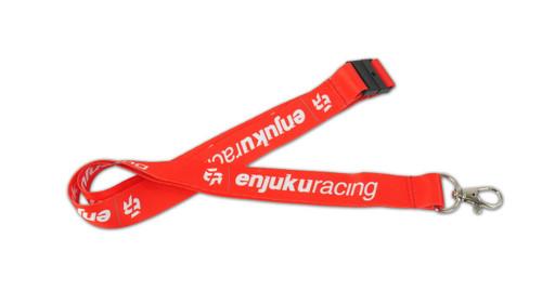 Enjuku Racing- Red Lanyard