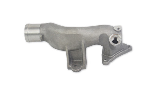 IS-WN-S14 ISR Performance Water Neck Outlet for Nissan SR20DET S14/S15 Style w/ 1/8 npt Coolant Temp Sensor Port
