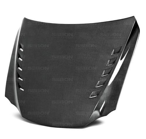 Seibon BT Style Carbon Hood for Lexus IS 350 F Sport '14+