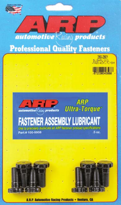 ARP Flywheel & Flexplate Bolt Kits for Scion FR-S & Subaru BRZ