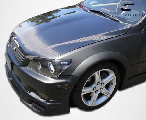 Carbon Creations OEM Look Hood for Lexus IS 2000-2005