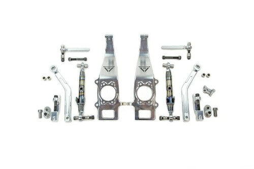 VooDoo13 CFR Angle Kit for Nissan 370Z '09+