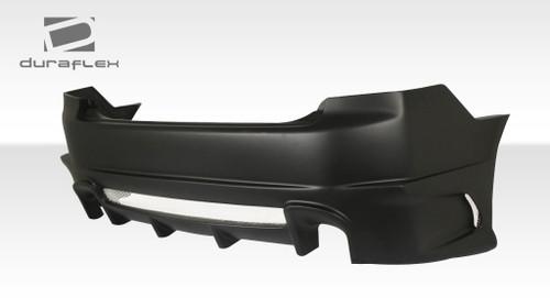 Duraflex Raven Rear Bumper for Acura TSX 2004-2008