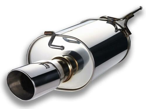 APEXi Exhaust - Hybrid Megaphone 2002-2006 Mini Cooper