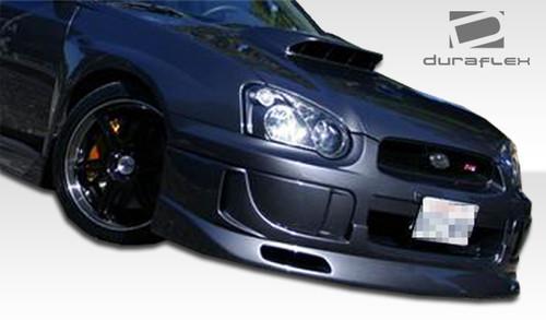 Duraflex C-Speed Front Lip/Add On for Subaru Impreza 2004-2005