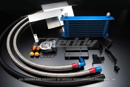 GReddy 13 Row Oil Cooler Kit for Honda S2000 AP1