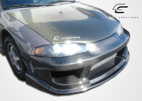 Carbon Creations OEM Look Hood for Mitsubishi Eclipse 1995-1999