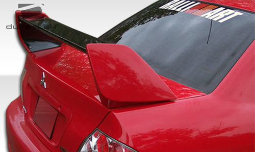 Duraflex Evo 8 Wing for Mitsubishi Lancer 2002-2007
