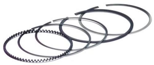 SuperTech Piston Rings for Nissan KA24DE