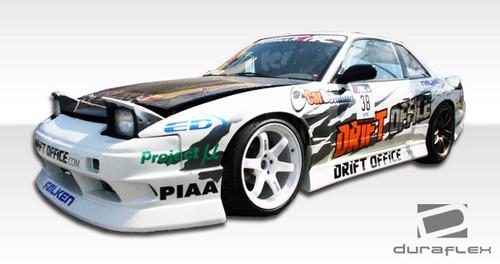 Duraflex B-Sport Front Bumper for Nissan 240SX 1989-1994